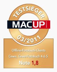 MACUP - Testsieger