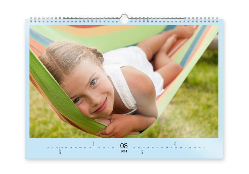 Müller Fotokalender von Cewe