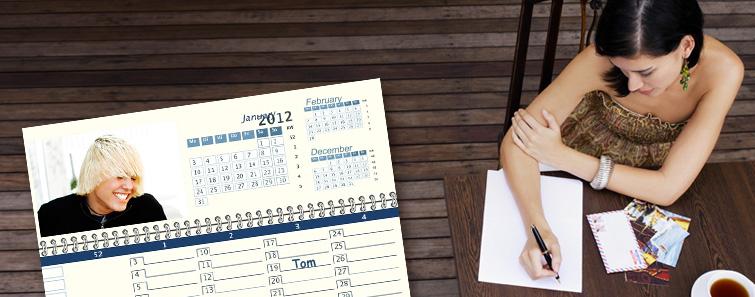 Desktop Appointment Calendar