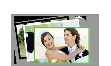 Photos sur papier standard