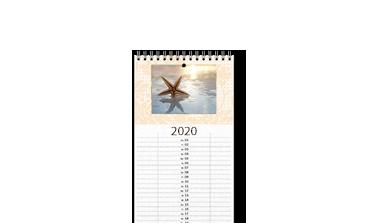 Calendar de bucătărie
