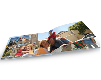 CEWE FOTOCARTE Mare Panoramică pe hârtie fotografică mată
