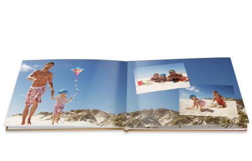 CEWE FOTOKNIHA - matný fotopapír