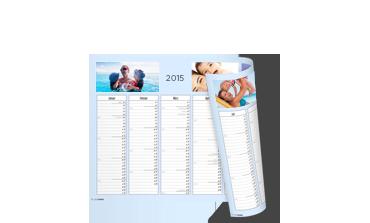 Kalendář A4 roční