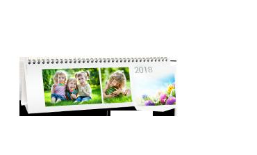 Kalendář stolní stojící