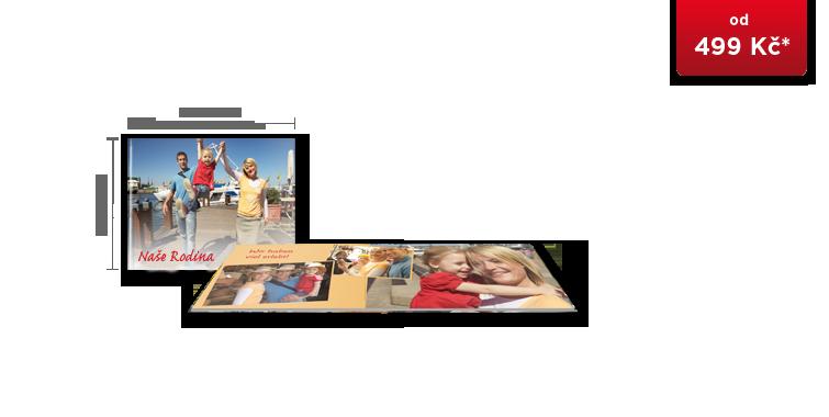 CEWE FOTOKNIHA kompakt panorama - fotopapír MAT