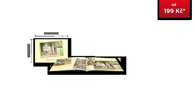CEWE FOTOKNIHA mini - digitální tisk