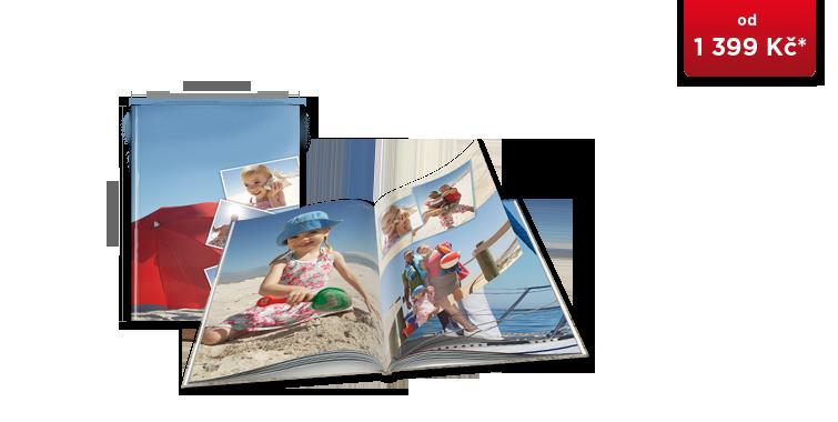 CEWE FOTOKNIHA XXL na výšku - digitální tisk