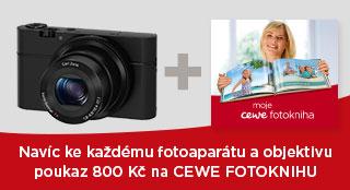 Poukaz 800 Kč na CEWE FOTOKNIHU