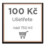 100 Kč výhoda