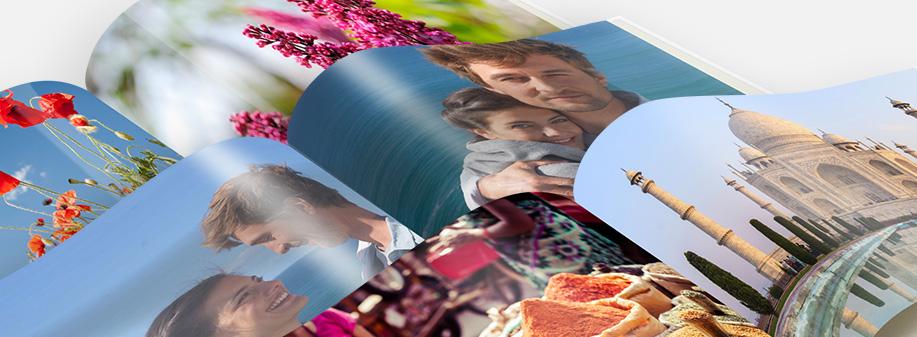 Typy papírů pro Vaši CEWE FOTOKNIHU