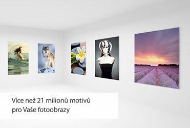 Fotobanka: Více než 21 milionů motivů pro Vaše fotoobrazy