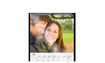 Kalendář A2 na fotopapír