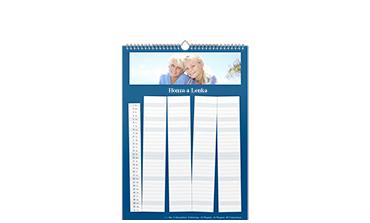 Rodinný kalendář A3