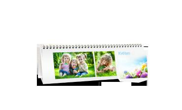 Stolní kalendář (stojící)