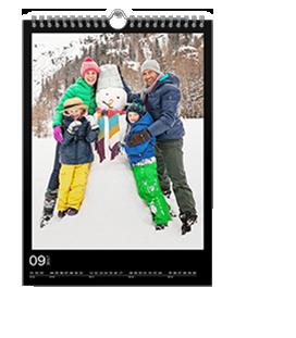 Nástěnný kalendář A4