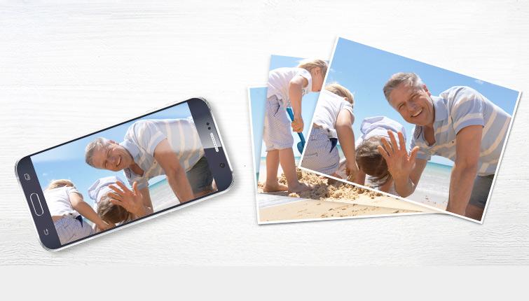 Fotografie z Vašeho fotoaparátu či smartphonu