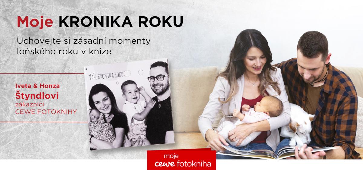 Kronika roku z vlastních fotek