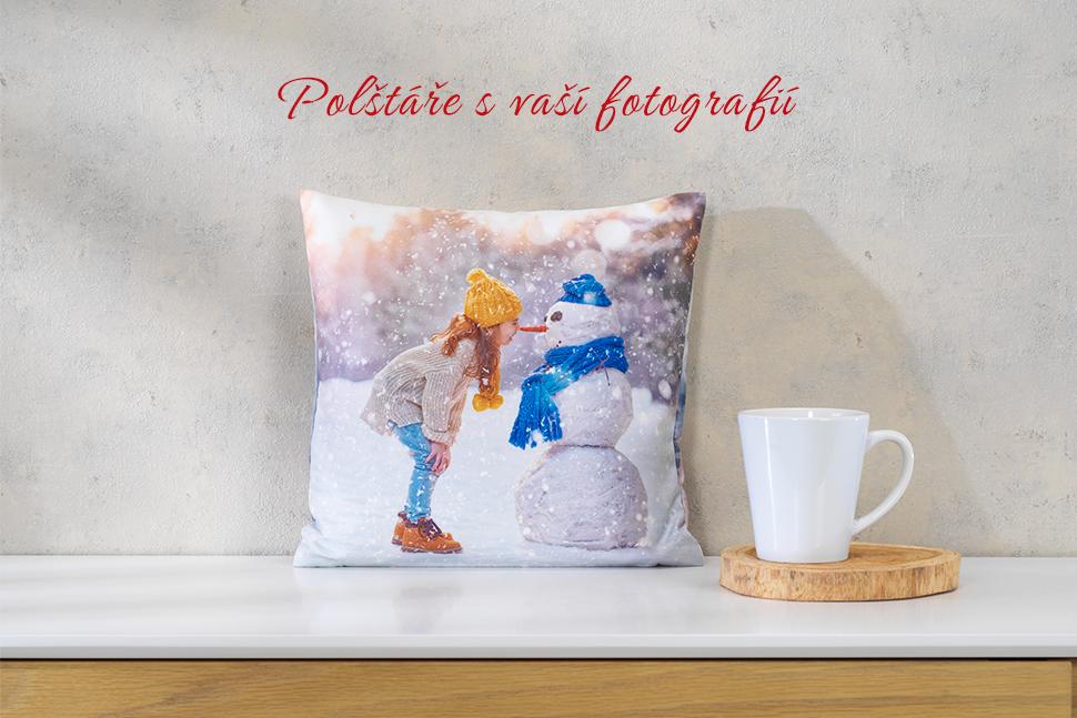 Polštáře s vaší fotografií