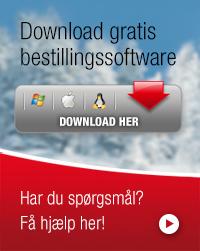 Hent gratis bestillingssoftware