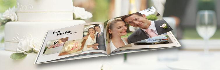 CEWE FOTOBOG Bryllup