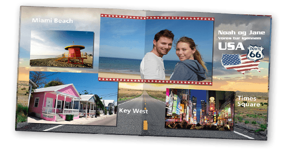 CEWE FOTOBOG XL på fotopapir