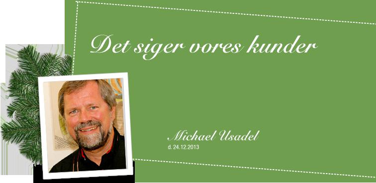 CEWE kunde - Michael Usadel