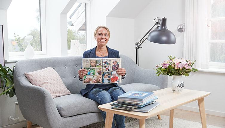 Helle Bergstrøm - Årbog 2018