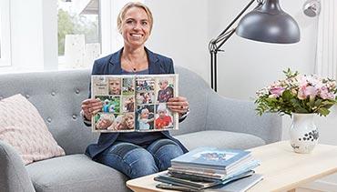 Helle Bergstrøm - Årbog