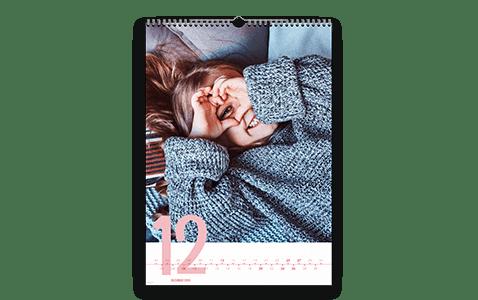 Vægkalender A3