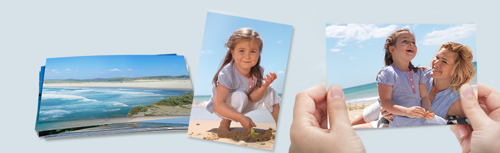 Fremkald digitale billeder