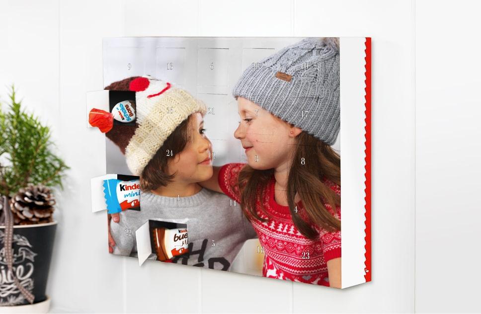 Chokoladejulekalender