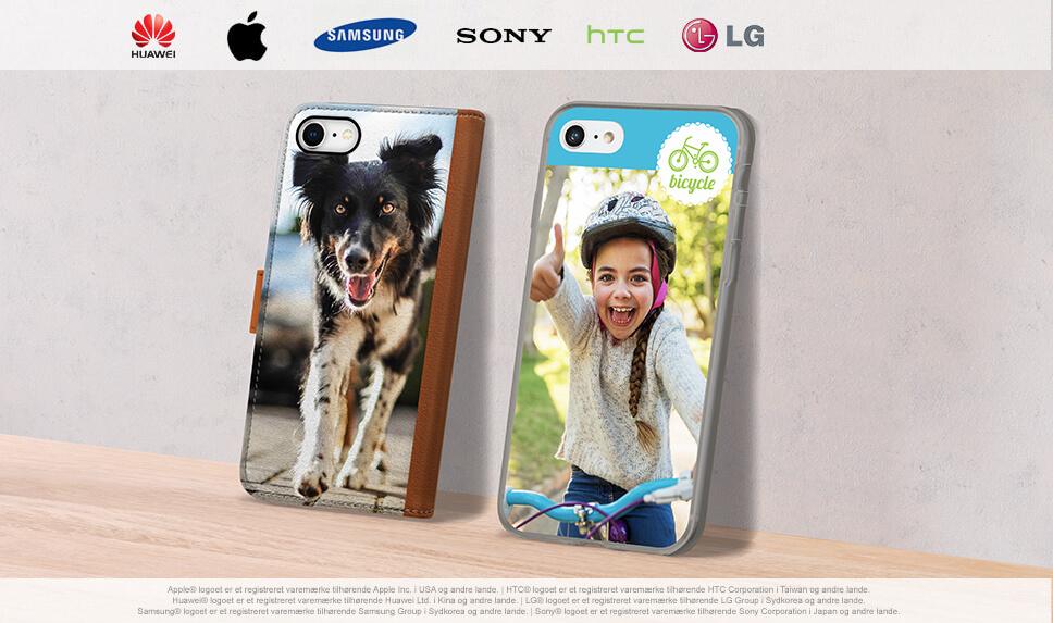 Covers til smartphone