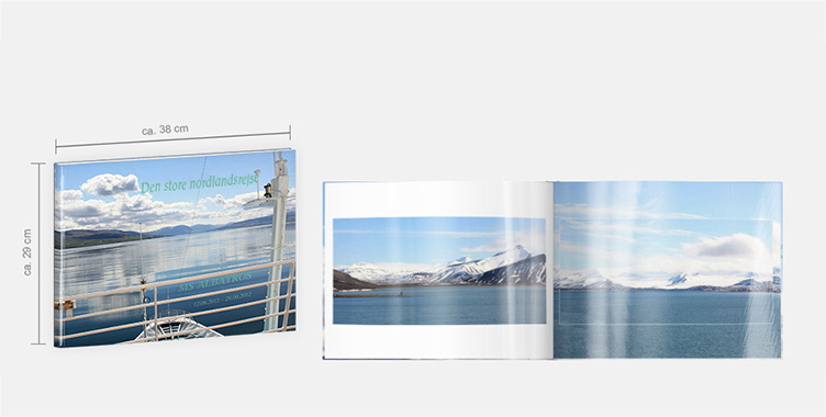 Blankt fotopapir