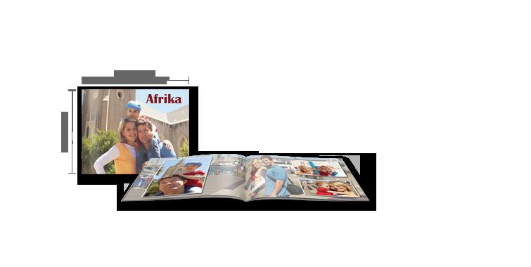 Fotobog Kompakt tværformat: Fotohæfte