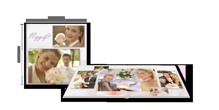 Fotoalbum XL: Mat fotopapir >>