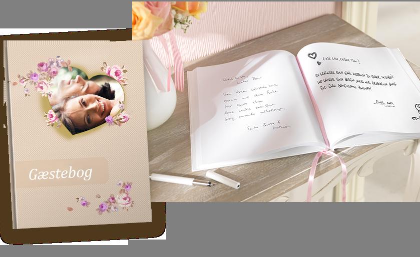 Notesbog som gæstebog
