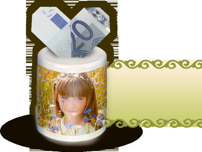 Aflevere din pengegave i form af et origami kunstværk - vi viser dig her, hvordan du kan overveje at gøre det.