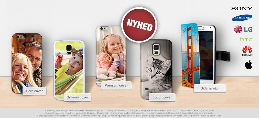 Nye smartphone covers