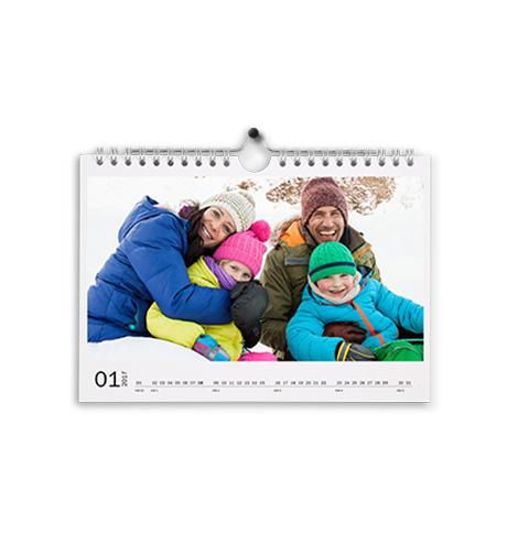 Vægkalender A5