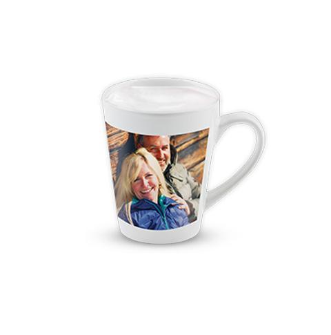 Café latte krus