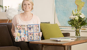 Eline K. Gantzhorn: Ferier, som aldrig bliver glemt