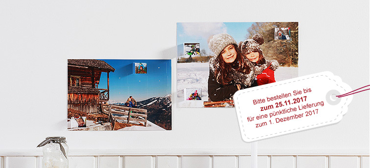 Foto-Adventkalender
