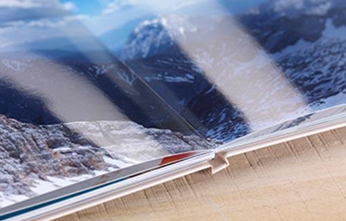 Fotopapier glänzend