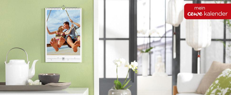Wandkalender A4