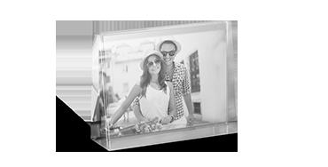 Kristall Foto Frame