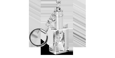 Kristall Schlüsselanhänger