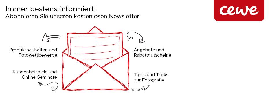 Newsletter-Bestellung