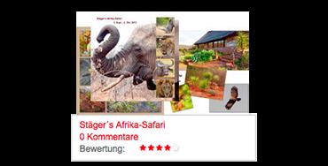 Fotobuch Beispiele Ferien & Reise
