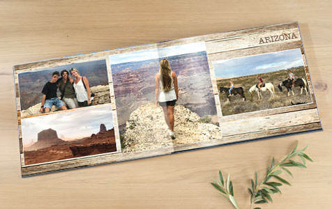 Des photos panoramiques sur du véritable papier photo
